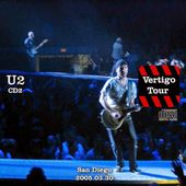 U2 -Vertigo Tour -30/03/2005 -San Diego, CA -US- Sports Arena (2) - U2 BLOG