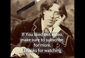 To live ... Oscar Wilde
