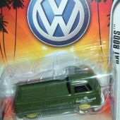67 BUS PICK-UP HOT WHEELS 1/43 - VW COMBI PICK-UP - car-collector.net