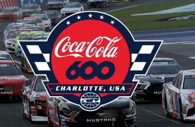 """La Course """"CocaCola 600"""" ce lundi sur la chaîne AutoMoto !"""