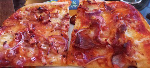 Pizza ....  la meilleure recette
