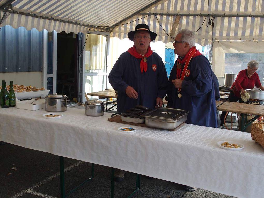La 17ème fête de la pomme et de la poire organisée par le Bolée de Concise de Saint-Berthevin.