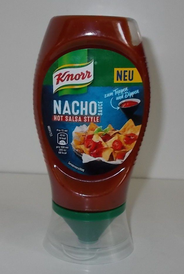 Knorr Nacho Sauce Hot Salsa Style