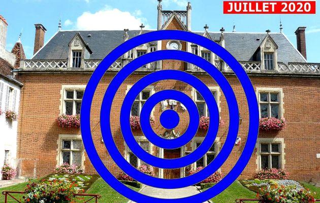 CHARMOY-CITY : UNE  FRÉQUENCE FM S'EST TUE - du 2 juillet 2020 (J+4215 après le vote négatif fondateur)