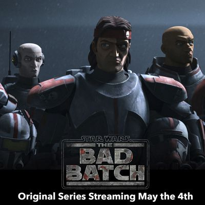 STAR WARS: BAD BATCH - Disney Plus