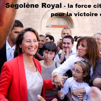 Ségolène Royal ouvre le débat des Primaires sur les retraites !