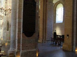 St Sernin et l'Hôtel-Dieu St Jacques de Toulouse, deux sites UNESCO sur les pas des pèlerins