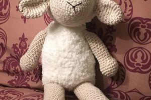 Comment réaliser un amigurumi mouton