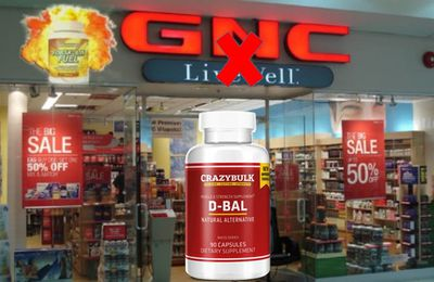 D-Bal GNC Near Me: Is It Worth to Go for GNC Dianabol Alternative?