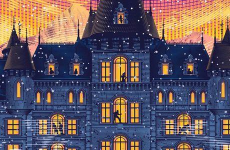 Le château des brumes de Kerstin Gier
