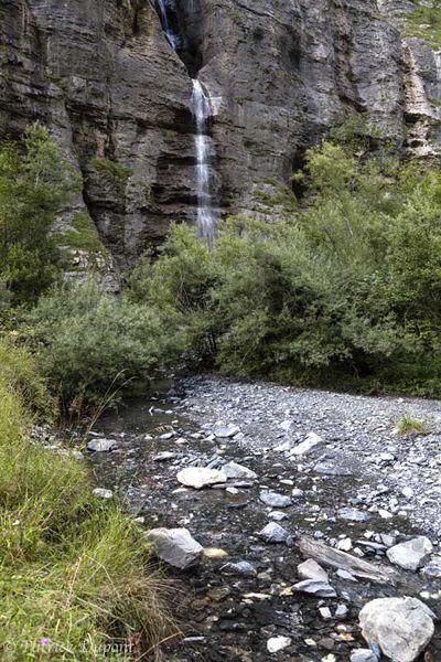 La réserve de Sixt-Fer-à-Cheval. (74)