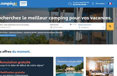 Start-up : campings.com lève 20 millions d'euros