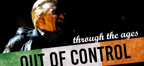 U2'S OUT OF CONTROL (THROUGH THE AGES #13)