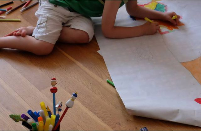 L'apprentissage de l'écriture