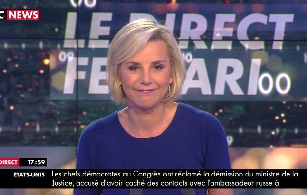 📸6 LAURENCE FERRARI @LaurenceFerrari ce soir @CNEWS pour LE DIRECT FERRARI #vuesalatele