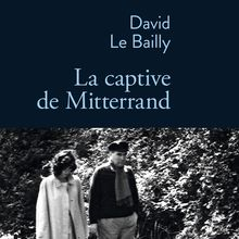 La captive de Mitterrand - David Le Bailly