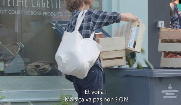 to good to god gaspillage alimentaire video