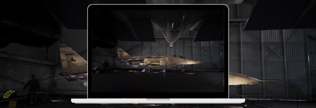 L'emblématique JAGUAR A91 rejoint les collections du musée de l'Air et de l'Espace
