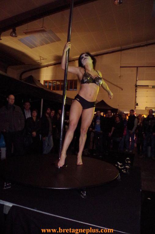 Ce samedi 18 et dimanche 19 janvier 2014, se déroulait à Rennes, le salon de l' Erotisme