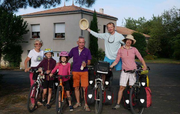 Accueillir des voyageurs à vélo, l'assurance de rencontres insolites