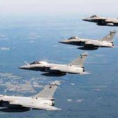 Des raids aériens dans le ciel du Sud-Ouest pour un exercice militaire