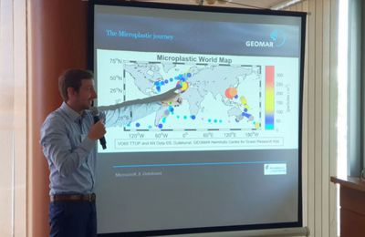 Volvo Ocean Race - Race data revealed at expert conference