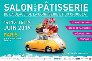 Gourmands, gourmandes, le Salon de la Pâtisserie est ouvert à Paris !