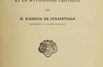 Le Cycle Mythologique Irlandais et La Mythologique Celtique (partie 2)