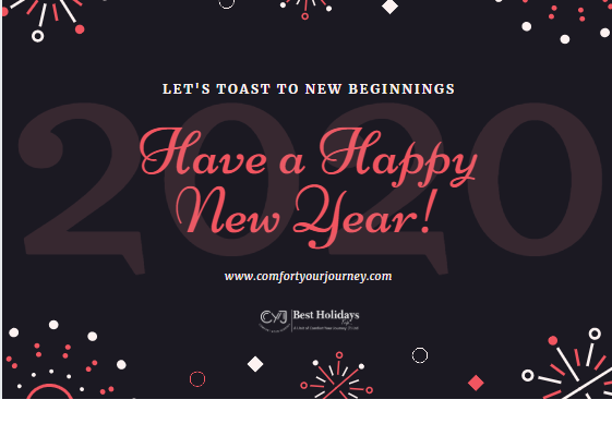WELCOME NEW YEAR 2020 WITH FORTUNE PARK ORANGE IN DHARUHERA!!
