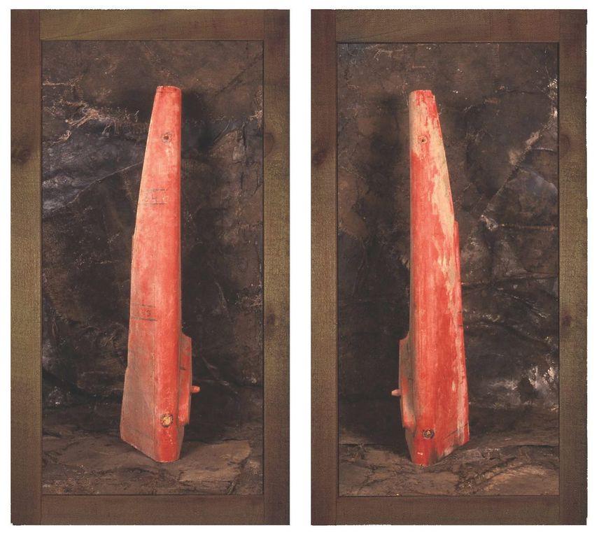 Pascal Kern à la galerie Les Douches