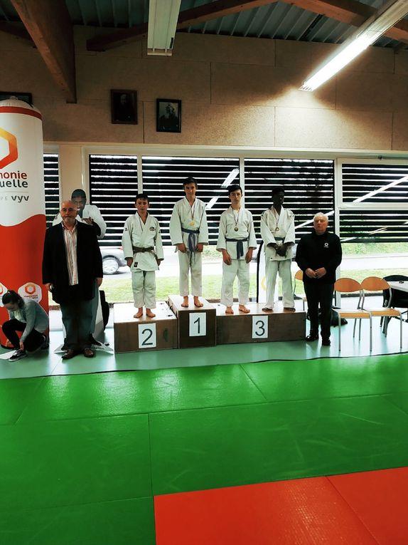 Le Kumo sur tous les fronts : Championnat finistère minime, Coupe du Jeune Arbitre, Coupe du Jeune Commissaire Sportif et championnat de France junior