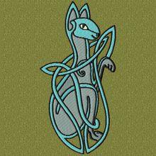 dessin celtique