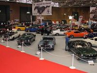 Le Salon Auto Moto Retro de Dijon...c'est maintenant!