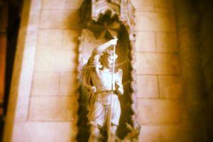 Prière face à l'attentat du Thalys