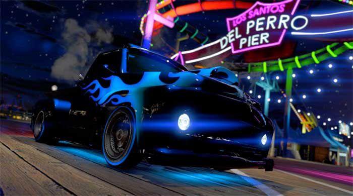 Jeux video: GTA Online - Cascades, haute finance et basses besognes ! #Rockstar