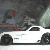 DODGE VIPER SRT10 ACR 2008 HOT WHEELS 1/64 - car-collector.net