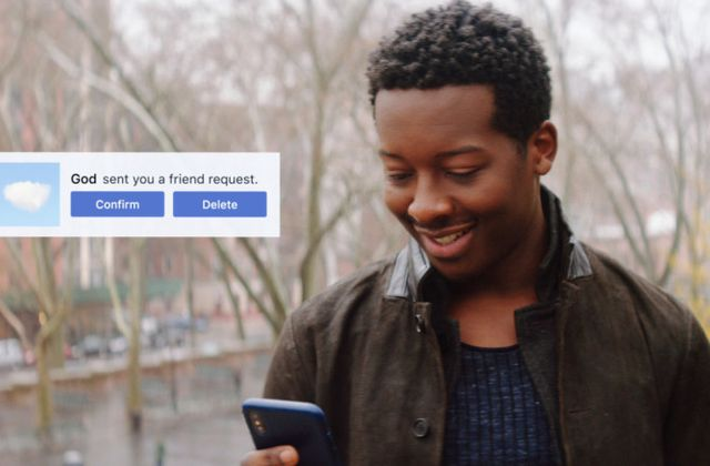 God Friended Me (Saison 1, épisodes 2 à 5) : Facebook m'a donné la foi