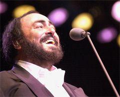 Les hommages à Luciano Pavarotti