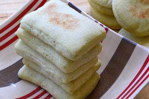 Mini-Batbout : Petits pains sandwich