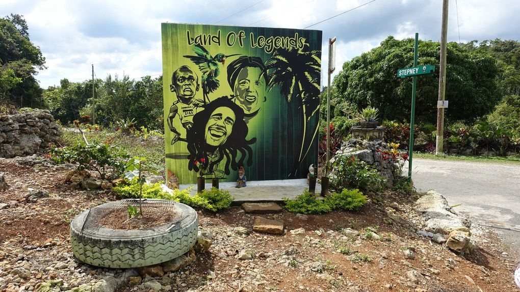 Jamaïque 2019 : NINE MILES ...