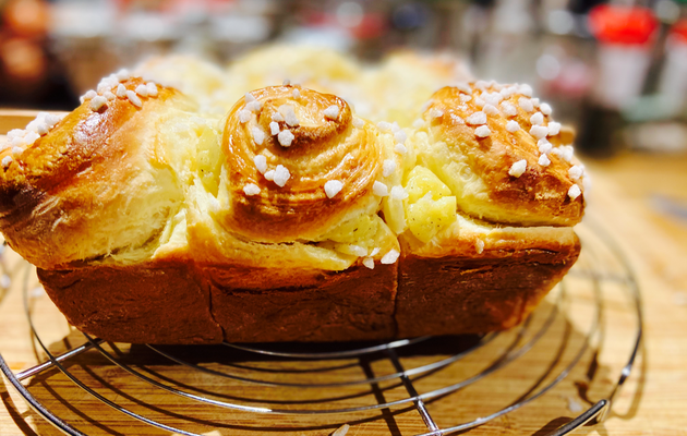 Brioche Chinois By Marysette