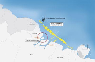Total se retire d'un projet contesté de forages d'exploration au Brésil