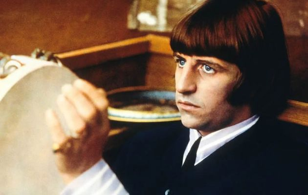 The secret co-writer on Ringo Starr song 'Back Off Boogaloo'