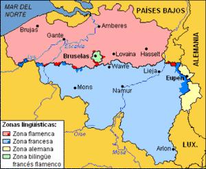 Bélgica: Flandes vs Valonia