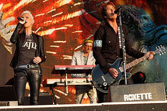 roxette, un duo suédois de retour pour une nostalgie pop-rock avec leurs plus grands tubes