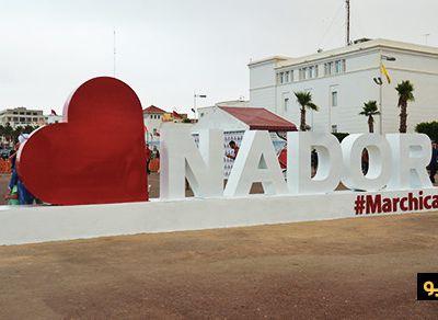 Côté ville de Nador