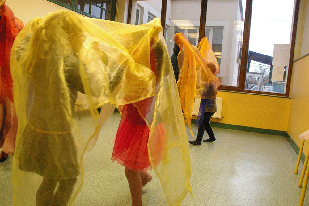 Spectacle de danse Libre à Béchy
