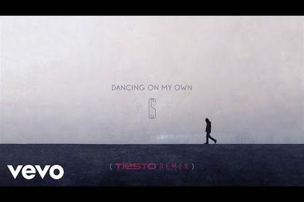Calum Scott - Dancing On My Own ( Tiësto Remix )