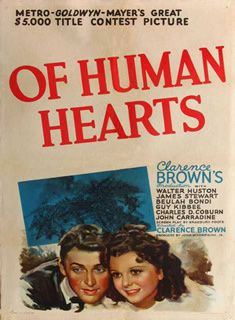 Of Human Hearts de Clarence Brown