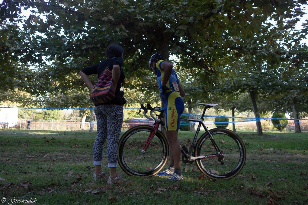 le cyclocross de Tostat